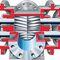 Helical gear pump / discharge / for viscous fluids / high-capacity  Flowserve Corporation Europe