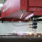 steel cutting machine / laser / for tubes / CNC