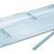 fixed-volume pipette / single-channel / borosilicate glass