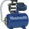 electric pressure booster pump unit
