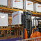 Electric forklift / ride-on / narrow-aisle / articulated B420HLAC Bendi