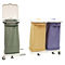 Waste collection trolley / for laundry / multipurpose / plastic STAR LKE GmbH - Experts in Material Handling