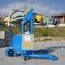 mobile crane / top-slewing / electric