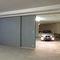 sliding door / metal / indoor / industrial