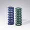 compression spring / spiral / steel / DIN ISO 10243