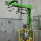 pneumatic manipulator / with gripping tool / with suction cup / for sacks