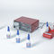 dosing dispenser with peristaltic pump / for low-viscosity liquids / adhesive / single-component