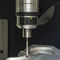 3D touch probe / for machine tools / radio transmission