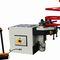 electric bending machine / for tubes / profile / horizontal