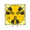 resistive strain gauge / rosette type / for stress analysis