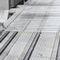 roller conveyor / roller / for pallets / horizontal