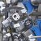 Iris® valve / manual / flow control / for slurry