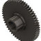 spur gear / straight-toothed / custom / hub