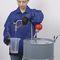 solvent pump / manual / semi-submersible / centrifugal
