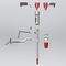 Chemical pump / electric / semi-submersible / chemistry Li-Ion Akku Bürkle