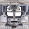 profile angled deburring machine / for PVC windows and doors / 2-axis / automatic