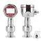 Relative pressure sensor / flush diaphragm / analog / digital SMP858-TSF-H Shanghai LEEG Instruments Co.,Ltd.
