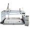 durability test machine / static load / foam / for mattresses