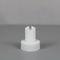 spraying nozzle / flat spray / Teflon® / for powder coating spray guns