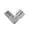 threaded fitting / elbow / hydraulic / pneumatic