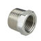 hydraulic male-to-female reducer / for pipes / reducing / threaded