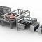 Flat-film coextrusion line / 3-layer M3L series Jinming Machinery (Guangdong) Co., Ltd.