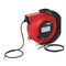 cable reel / self-retracting / wall-mounted / plastic