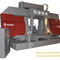 band sawing machine / for metals / for non-ferrous materials / for profiles