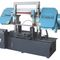 band saw / for pipes / with cooling system / with roller conveyor