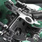 Horizontal injection molding machine / hydraulic / servo-electric / toggle ALLROUNDER CUBE ARBURG