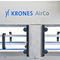 Air-based aerial conveyor / horizontal / buffer / for empty PET/HDPE bottles max. 36 000 p/h | AirCo KRONES
