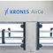 Air-based aerial conveyor / horizontal / buffer / for empty PET/HDPE bottles AirCo KRONES