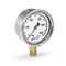 Pressure gauge / liquid-filled Bourdon tube / dial / process / corrosion-resistant 1108A, AL ASHCROFT