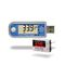 temperature data-logger / relative humidity / USB / with LCD display