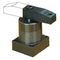 Rotary cylinder / pneumatic / double-acting / swiveling flange TMAS series AUTOMAX