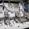 semi-automatic punching press / for angle pieces / drilling / shearing