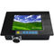 LCD monitor / resistive touch screen / 640 x 480 / panel-mount