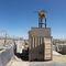 vertical lift mast / telescopic