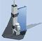 telescopic lift mast