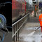High-pressure cleaner / water / compressed air / hydraulic RS/F-ASL series WIWA