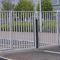 Rotating gate / automatic / motorized Bi Fold FRONTIER PITTS FRANCE