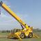 truck-mounted crane / boom / rough terrain