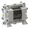 double-diaphragm pump / water / for chemicals / for food products