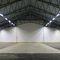 hangar door / fold-up / fabric / for civil and military aviation
