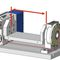 motor-driven rotary table / vertical / for machine tools / high-precision