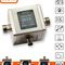electromagnetic flow meter / for liquids / ultra-compact / metal tube