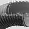 gas hose / transport / for the chemical industry / PVC