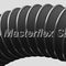 air hose / for fume extraction / low-pressure / air conditioning