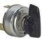 rotary switch / single-pole / 4-position / electromechanical