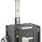 Silent compressor unit / air / piston / oil-free SAS DURR TECHNIK